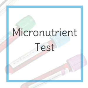 Micronutrient Test