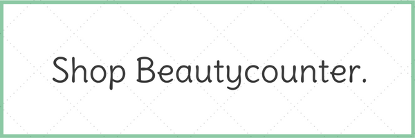 Shop Beautycounter. 600x200